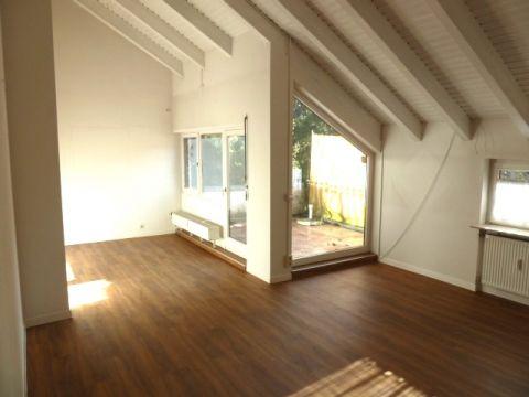 Schöne 3,5 Maisonette-Wohnung mit Dachterrasse