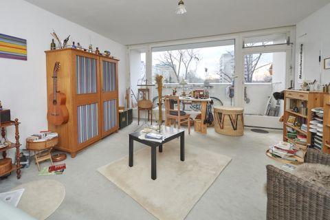 Sonniges 1-Zimmer Apartment mit Balkon und EBK