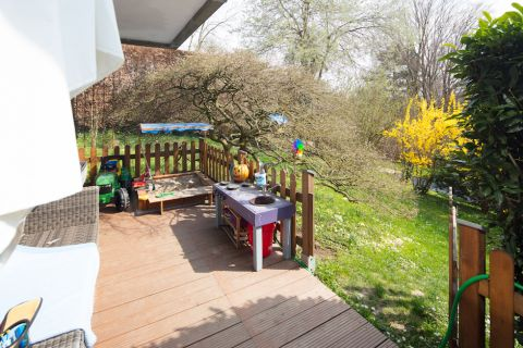 Sonnige 2 Zimmerwohnung mit Terrasse in ruhiger Lage Nähe Uni