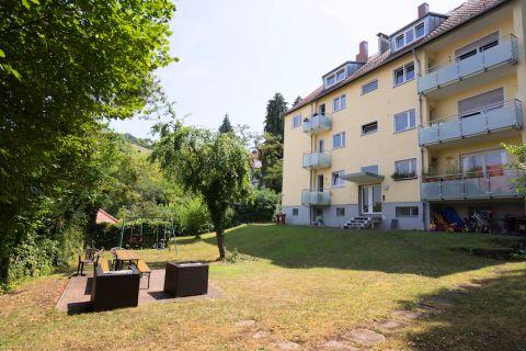 Ruhige 3- Zimmerwohnung im schönen Lehenviertel