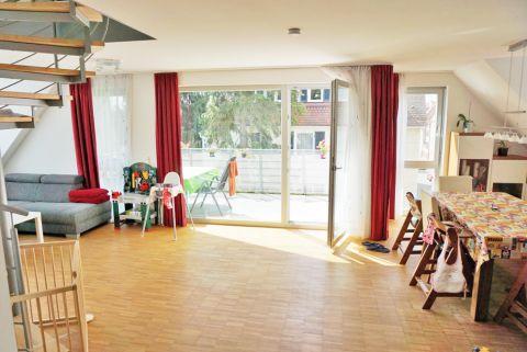 Neuwertige barrierefreie Maisonette Wohnung im Herzen von Stuttgart Degerloch