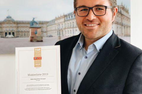 Focus-Spezial: Maile Immobilien zählt zu den Top-Maklerbüros Deutschlands >