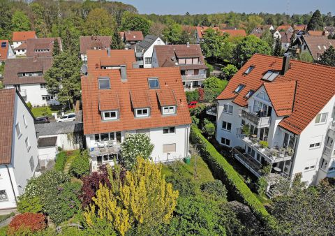 Mehrfamilienhaus mit Eigennutzermöglichkeit in Bestlage von Sillenbuch