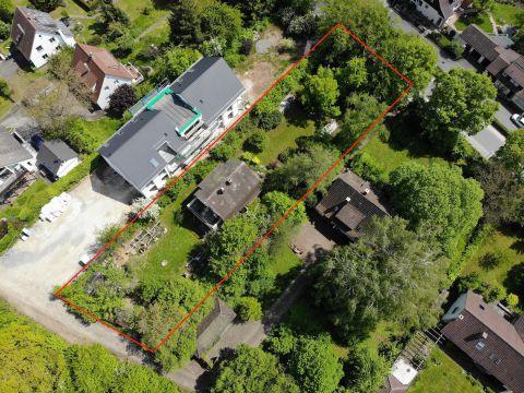Gefragtes Baugrundstück in grüner Lage von Renningen