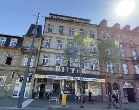 4% Rendite, Kaiserallee, voll vermietetes Mehrfamilienhaus