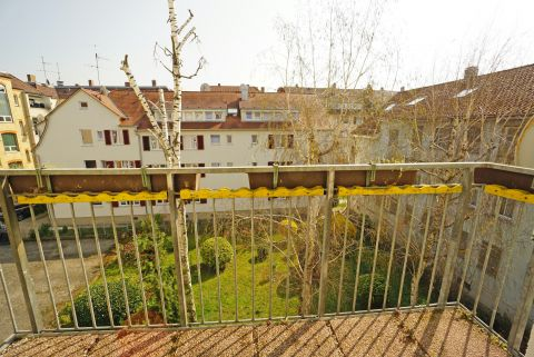 Schöne 1,5 Zimmerwohnung mit Balkon