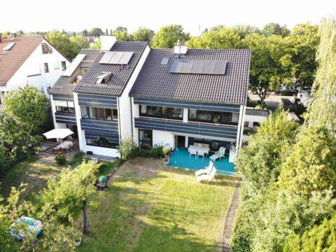 Großzügiges und hochwertiges Haus mit Garten in toller Lage von Sillenbuch