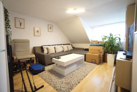 Wunderbar geschnittene 3-Zimmer DG Wohnung
