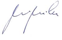 Michael Maile Signatur