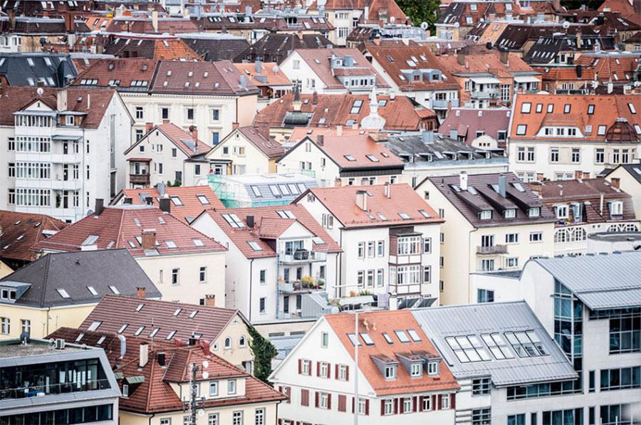 Appartement in the city center of Stuttgart