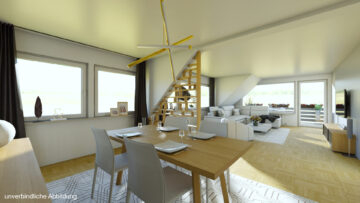Sonnige und großzügige 3,5 Zimmerwohnung mit tollem Balkon (renovierungsbedürftig), 73728 Esslingen am Neckar, Etagenwohnung