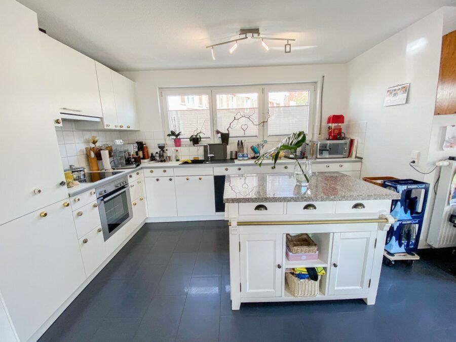 Barrierefreie 4,5 Zimmerwohnung mit großer Terrasse. - Küche