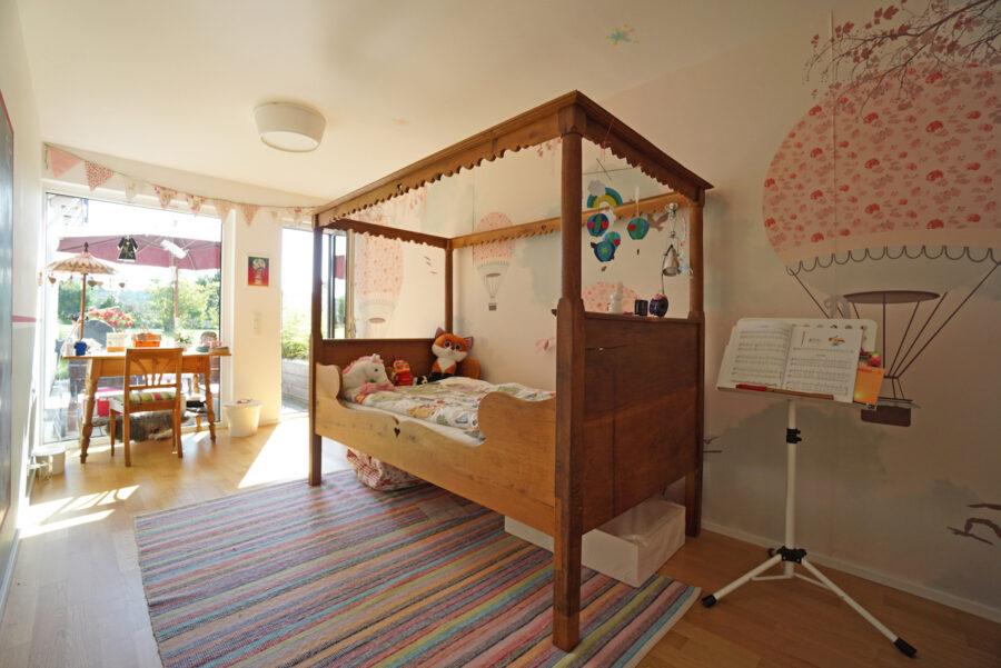 Traumhafte Neubauwohnung mit Terrasse und Garten - Schlafen 1