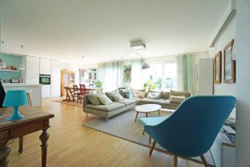 Traumhafte Neubauwohnung mit Terrasse und Garten, 70619 Stuttgart Sillenbuch, Erdgeschosswohnung