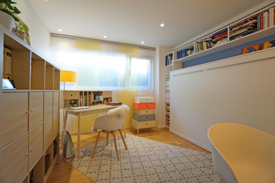 Traumhafte Neubauwohnung mit Terrasse und Garten - Schlafen 3