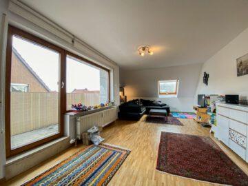 Sonnige Maisonette-Wohnung mit Balkon in toller Lage., 70563 Stuttgart Vaihingen, Maisonettewohnung