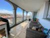 Helle und großzügige 4,5-Zimmer Wohnung mit 3 Terrassen und tollem Blick - Balkon 2