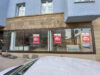 Gut sichtbare Laden-/Bürofläche im Herzen des Stuttgart Ostens - Schaufenster