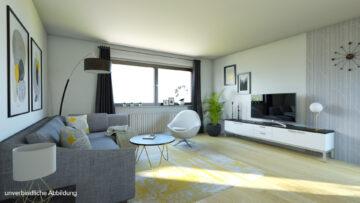 Schöne 3,5 Zimmerwohnung in ruhiger Lage, 70378 Stuttgart, Etagenwohnung