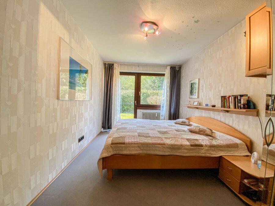 Großzüge, barrierefrei 4,5 Zimmerwohnung in ruhiger Lage - Schlafzimmer