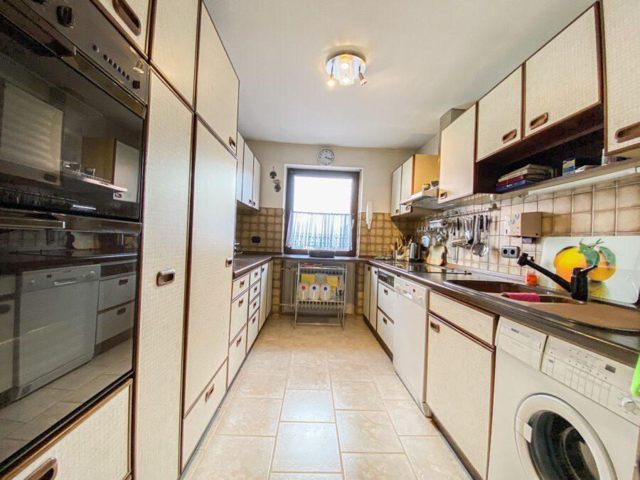 Großzüge, barrierefrei 4,5 Zimmerwohnung in ruhiger Lage - Küche