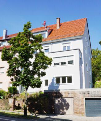 Möblierte 2,5 Zimmerwohnung in guter Lage, 70184 Stuttgart, Etagenwohnung
