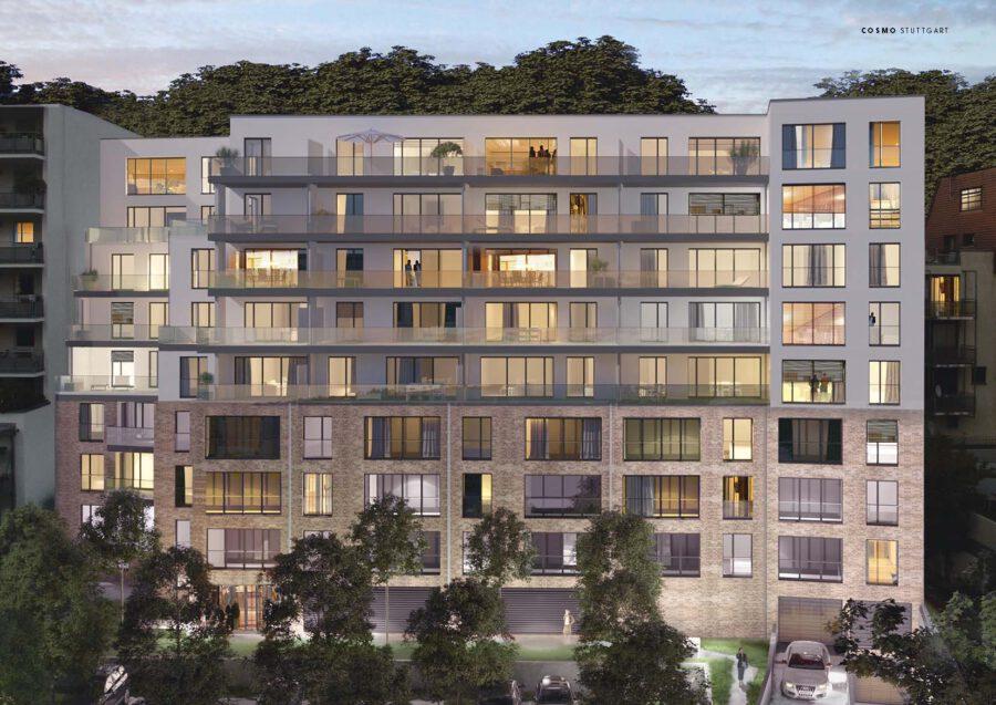 Luxuriöse Wohnung in exzellenter Lage - Titelbild