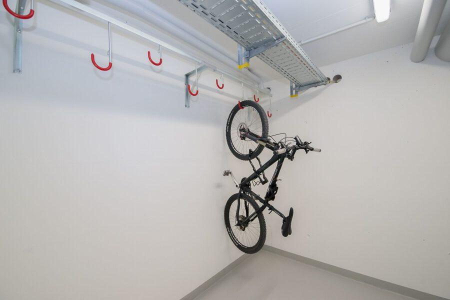 Luxuriöse Wohnung in exzellenter Lage - Fahrradkeller
