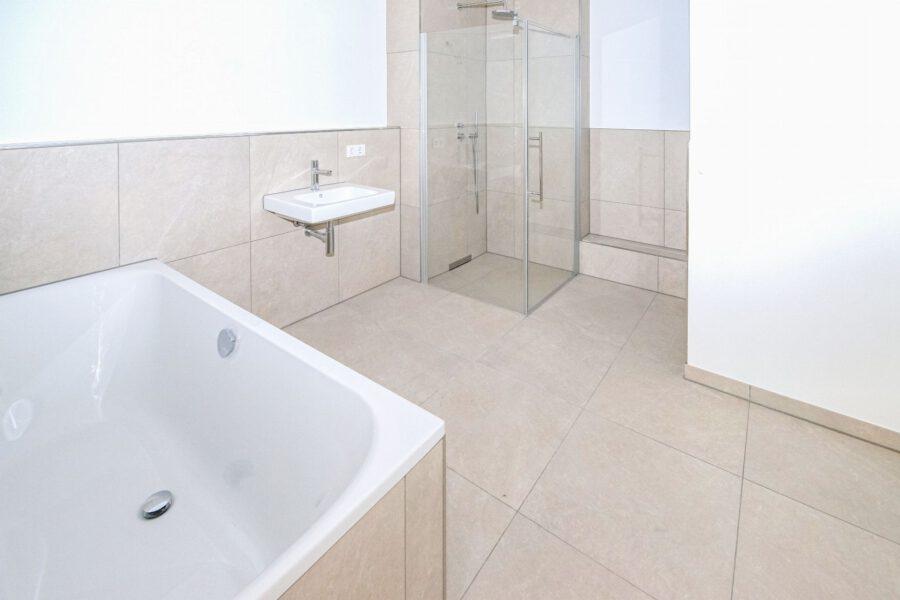 Luxuriöse Wohnung in exzellenter Lage - Badezimmer
