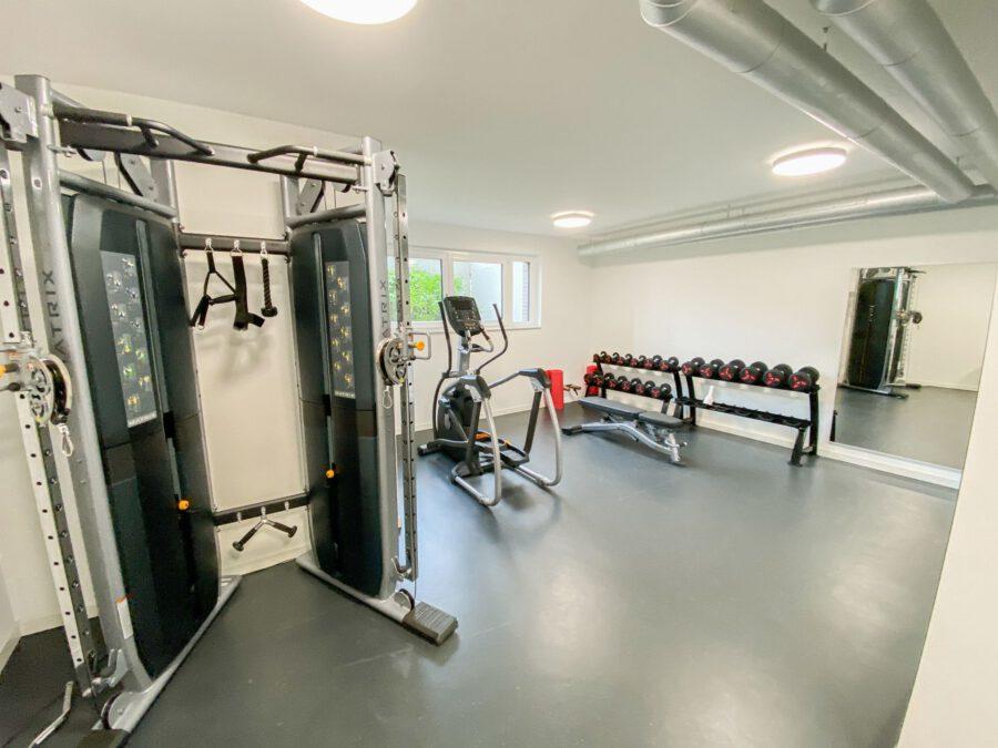 Luxuriöse Wohnung in exzellenter Lage - Fitnessraum