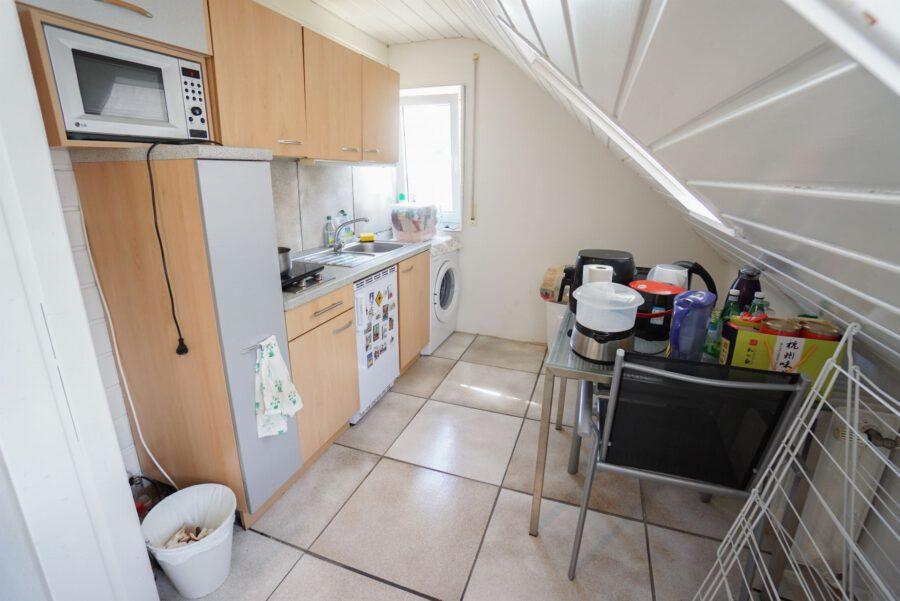 Gemütliche 1-Zimmerwohnung in ruhiger Lage - Küche