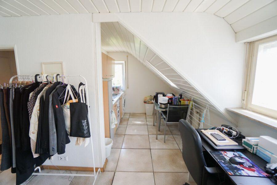 Gemütliche 1-Zimmerwohnung in ruhiger Lage - Wohnbereich