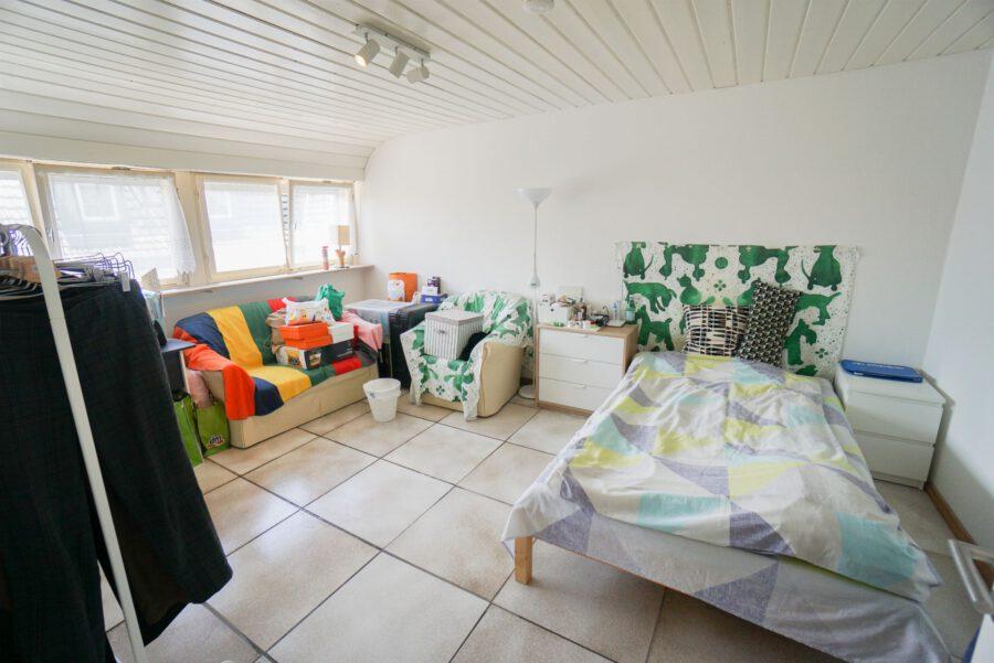 Gemütliche 1-Zimmerwohnung in ruhiger Lage - Schlafbereich