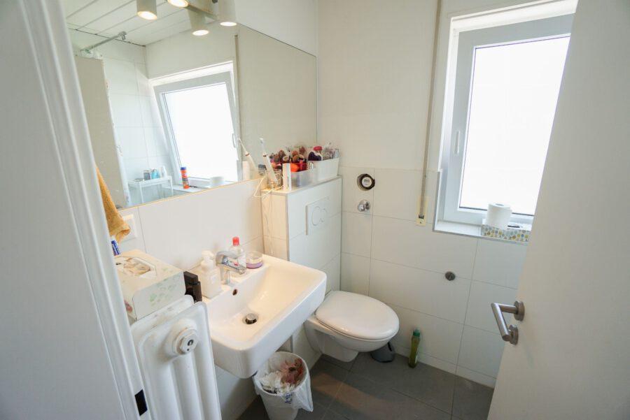 Gemütliche 1-Zimmerwohnung in ruhiger Lage - Bad