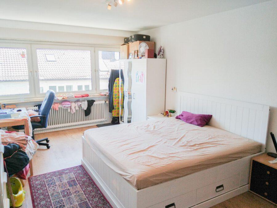 Sonnige 3-Zimmerwohnung in toller Lage - Schlafzimmer