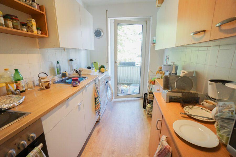 Sonnige 3-Zimmerwohnung in toller Lage - Küche