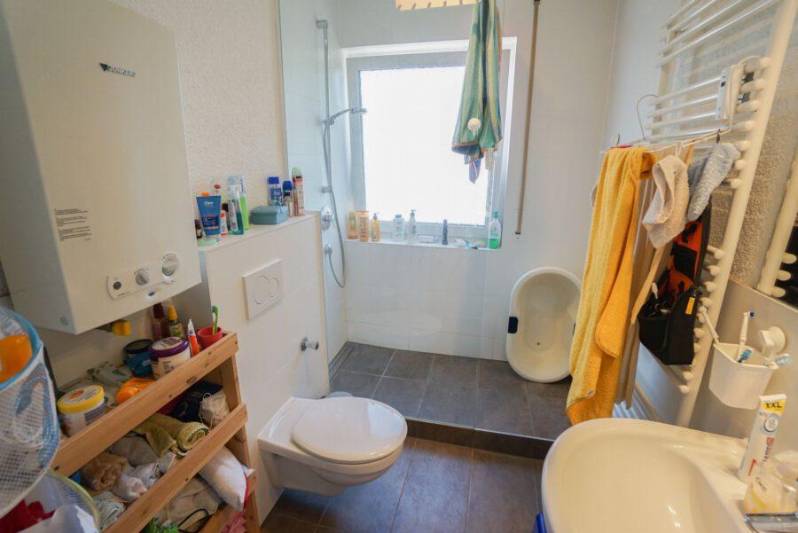 Sonnige 3-Zimmerwohnung in toller Lage - Bad