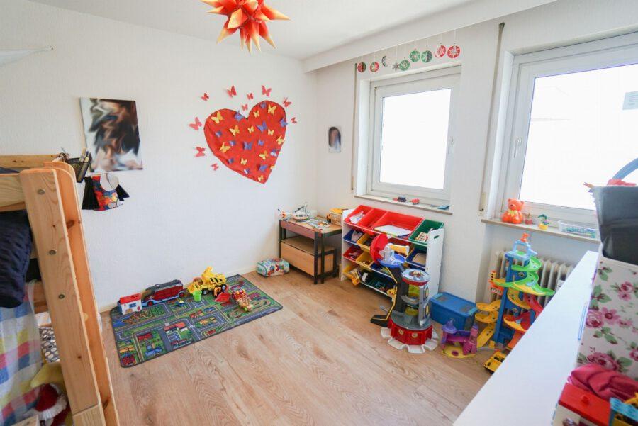 Sonnige 3-Zimmerwohnung in toller Lage - Kinderzimmer