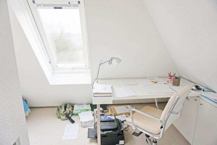 Loftartige Maisonettewohnung mit EBK in zentraler Lage - Arbeitsbereich