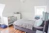 Loftartige Maisonettewohnung mit EBK in zentraler Lage - Schlafzimmer