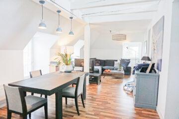 Loftartige Maisonettewohnung mit EBK in zentraler Lage, 70174 Stuttgart Stuttgart-Mitte, Maisonettewohnung