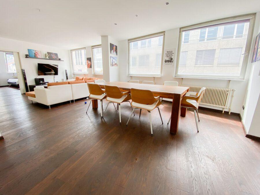 Loftartiges Büro mit großer Dachterrasse im Herzen Stuttgarts - Innenansichten