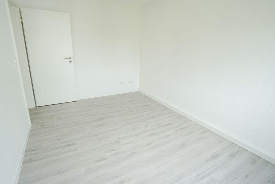 Sanierte 3-Zimmer Wohnung in ruhiger Lage - Schlafzimmer