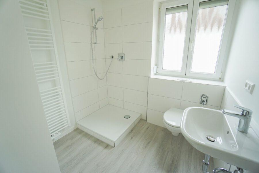 Sanierte 3-Zimmer Wohnung in ruhiger Lage - Badezimmer