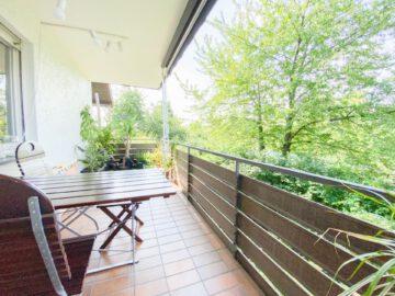 Schöne 3-Zimmerwohnung mit Balkon in grüner Lage, 70563 Stuttgart Vaihingen, Etagenwohnung