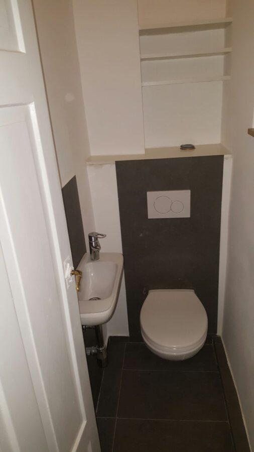 Hochwertig 4- Zimmerwohnung mit EBK (WG-geeignet) - Gäste-WC
