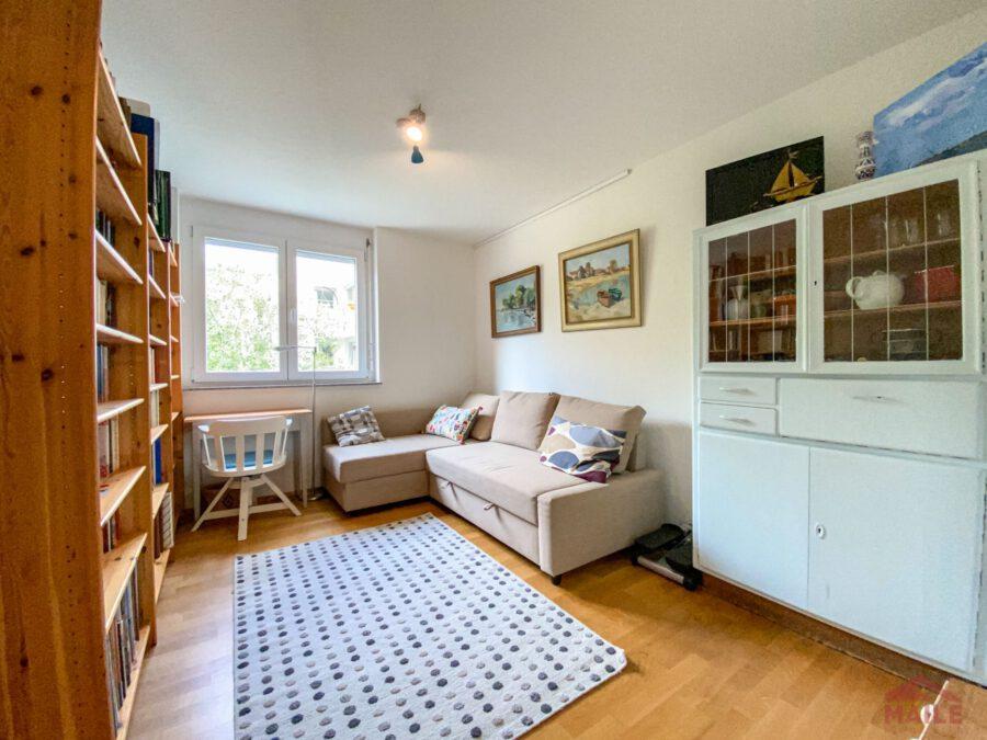 Hochwertige, barrierefreie Wohnung mit großem Balkon und EBK. - Gästezimmer