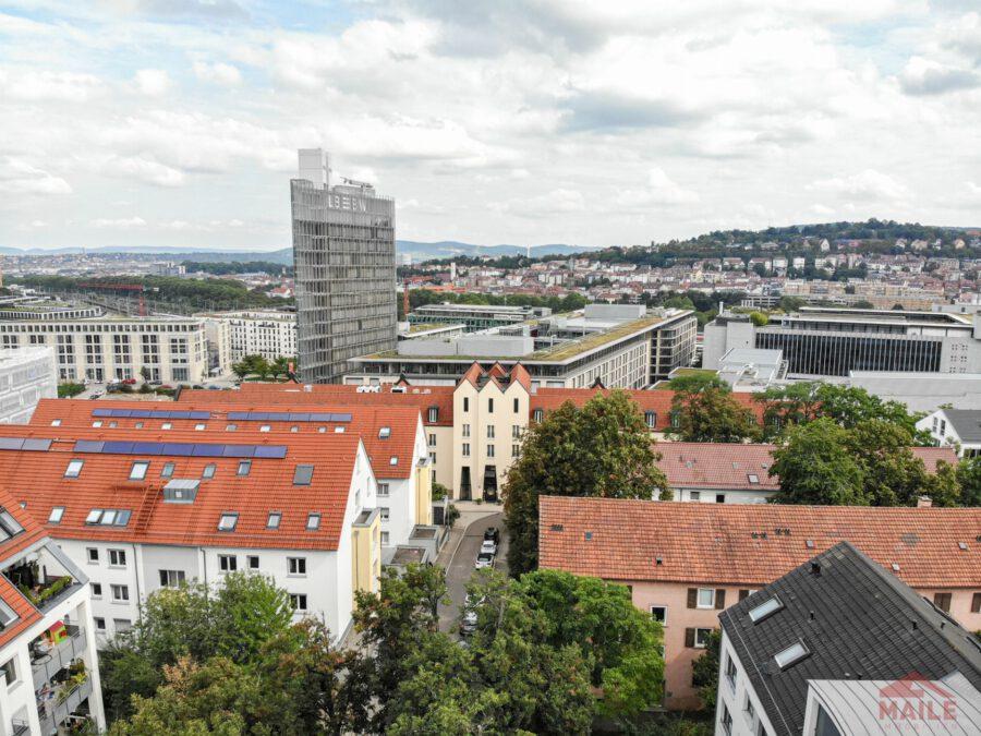 Hochwertige, barrierefreie Wohnung mit großem Balkon und EBK. - Lage
